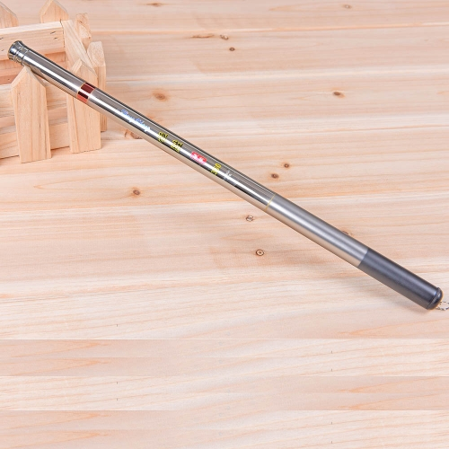 3.6m / 11.8ft  Kohlefaser Angelrute Mini Fishing Rod Teleskop  Carbon Fiber tragbaren  Mini Pole Reisen Angelgeräte