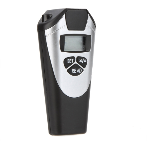 Handheld CP-3009 Ultrasonic Distance Meter Measurer Rangefinder w/Laser Point