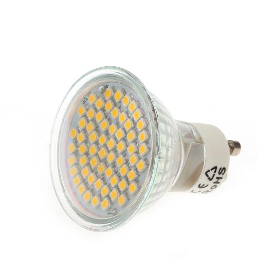 3W 60 LED 2835 SMD GU10 Sportlight Bulb Lamp Light Cup Energy Saving 110V