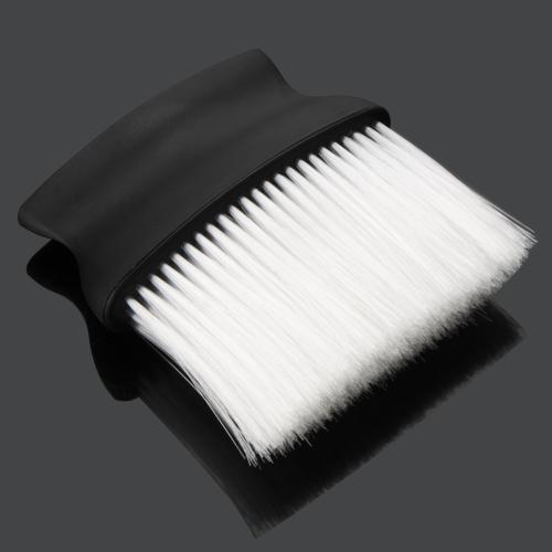 1 Stück Pro Holz Hals Duster saubere Pinsel Barbers Haare schneiden Friseur Friseurin