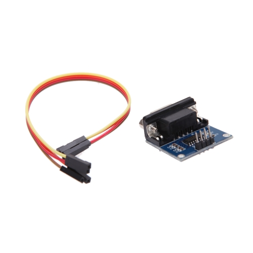 MAX3232 RS232 to TTL Serial Port Converter Module DB9 Connector with Cable