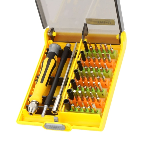 NO.9152 45 in 1 Multi-Purpose Precision Screwdriver Set  Repair Tool Kit for Cell Phone PC Notebook TV