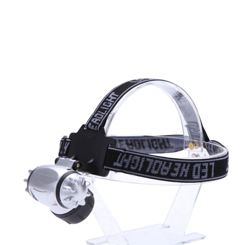 21 LED 4 modo linterna cabeza luz lámpara linterna senderismo Camping noche de pesca resistente al agua