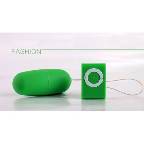 Female Masturbation Fun MP3 Wireless Remote Control Vibration Tiaodan Vibrating Egg