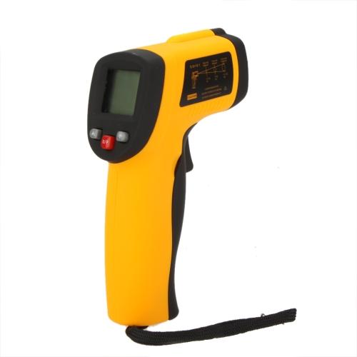 徳徳 HC300 12:1 非接触赤外線銃温度計赤外線温度センサー メーター - 32℃ ~ 300/- 26℉ 〜 572℉