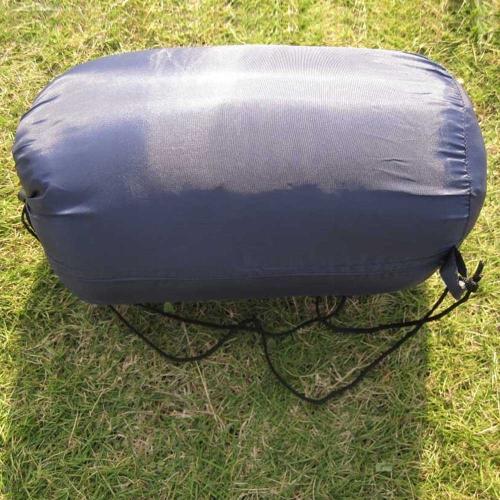 アダルト ・ スリーピング ・ バッグ春夏秋封筒フード 1 kg のキャンプ屋外の旅行