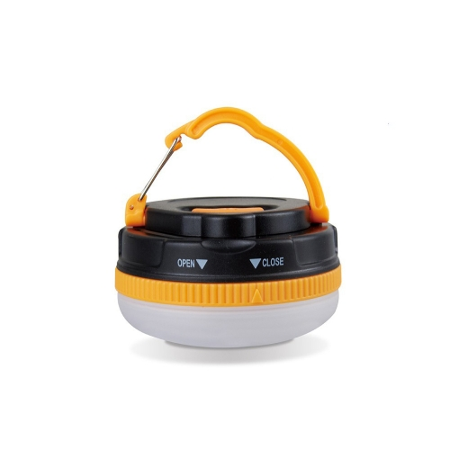 Outdoor Camping Lantern Wandern Tent LED-Licht Camping Hängelampe Backpacking Notfall mit Griff