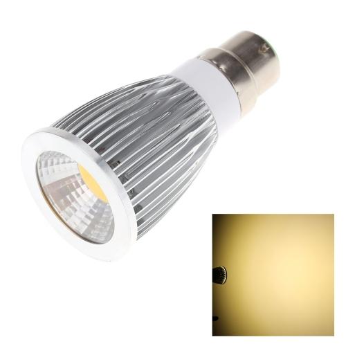 B22 9W COB LED Spot Light Lamp Bulb High Power Energy Saving 85-265V