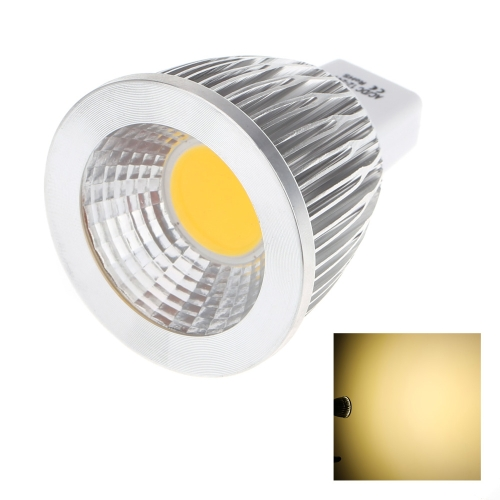 MR16 7W COB LED Spot Light Lamp Bulb High Power Energy Saving AC/DC12V