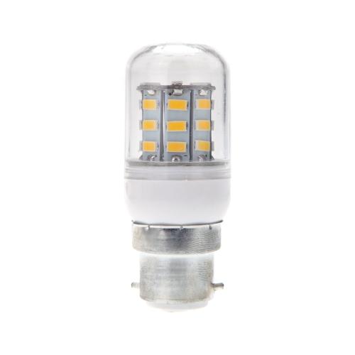 B22 6W 5730 SMD 30 светодиодов кукурузы света лампы лампы энергосберегающие 360 градусов 110V