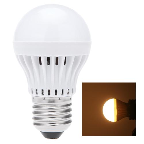 E27 3W 5730 Светодиодные лампы лампы света супер яркий экономии энергии 220В