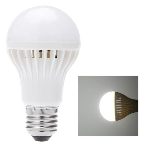 LIXADA E27 7W Schall & Licht Sensor Automatischen Erkennung LED Licht Lampen Birnen AC85-265V Weiß