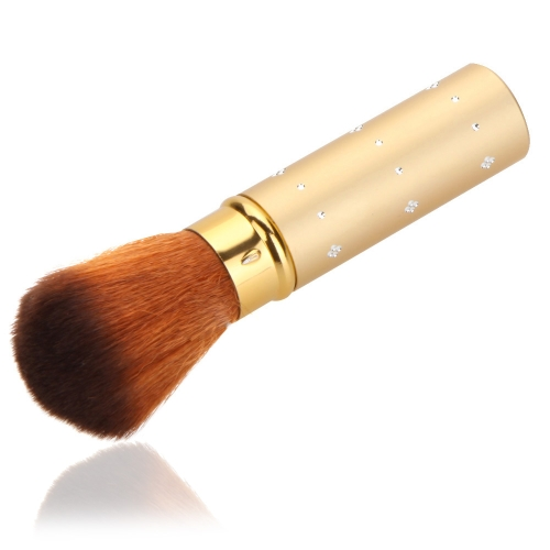 Резка волос, щетка масштабируемых макияж кисти портативный многофункциональный выдвижной тип