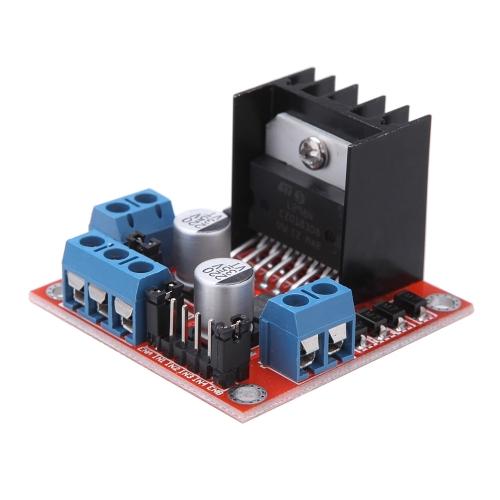 Dc 5v l298n stepper motor drive controller board module for Smart drive motor controller