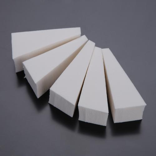 5Pcs/Packet Gradient Nagel weiche Schwämme für Farbe verblassen Maniküre DIY Nail Art Werkzeug Zubehör Farbe ändern