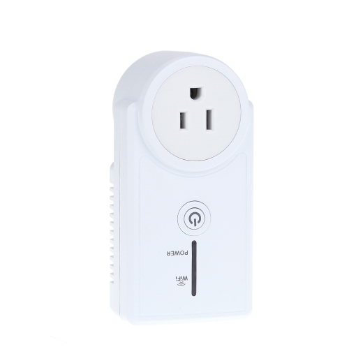 WiFi Power Socket Smart Phone Wireless APP Remote Control Timer Switch Wand Plug zuhause Appliance Automation AC100-240V
