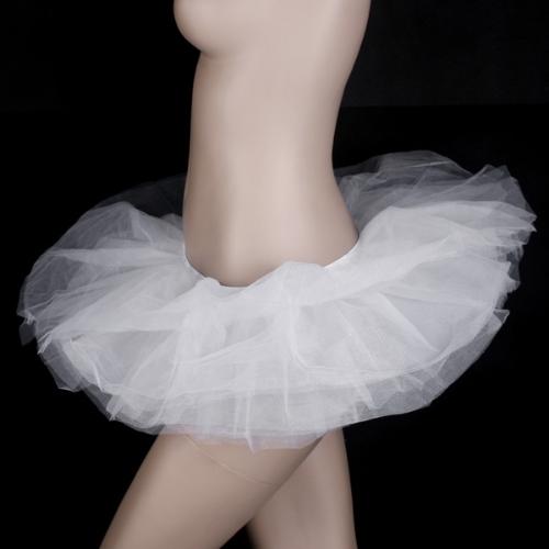 Vestido de fiesta de la falda de Ballet Cyber Rave Tutu Tulle Mini falda