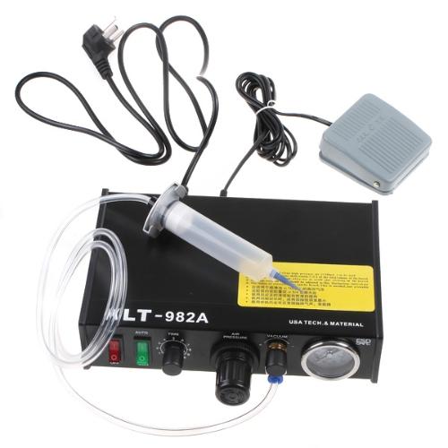 Solder Paste Glue Dropper Liquid Auto Dispenser Controller for SMD PCB
