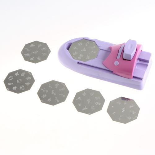 Nail Art Pattern Printing Machine Kit