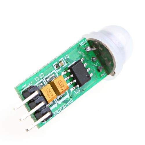 Mini IR Pyroelectric Human Sensor Detector Module