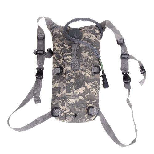 2.5L TPU Hydration System Bladder Water Bag Backpack ACU