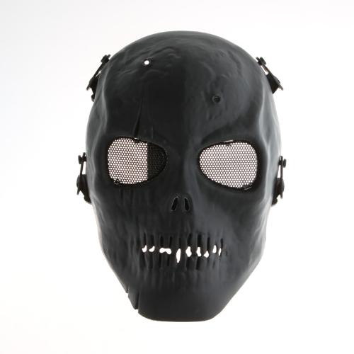 Crânio exército esqueleto facial injetor do Airsoft