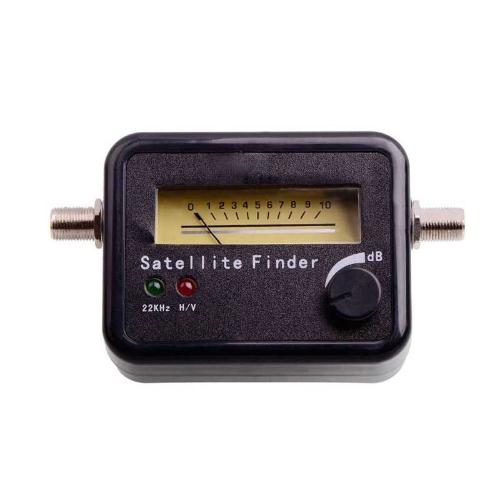 télémètre des signaux satellite avec Sat Dish LNB DIRECTV