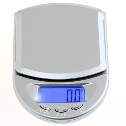 500g * 0.1g Mini LCD numérique Pocket Échelle bijoux de diamant