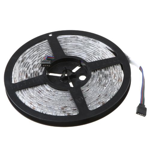 5M RGB 5050 SMD LED bandes de LEDs + contrôleur IR + alimentation