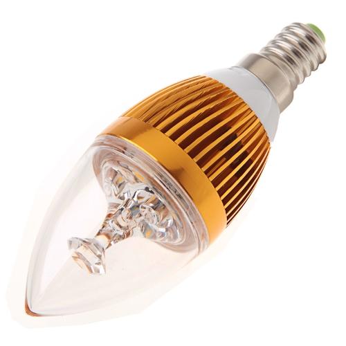 3W E14 LED Light Bulb