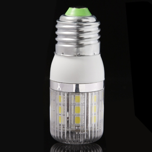 Bombilla de luz LED maíz blanco 27 5050 SMD 4W E27 110V
