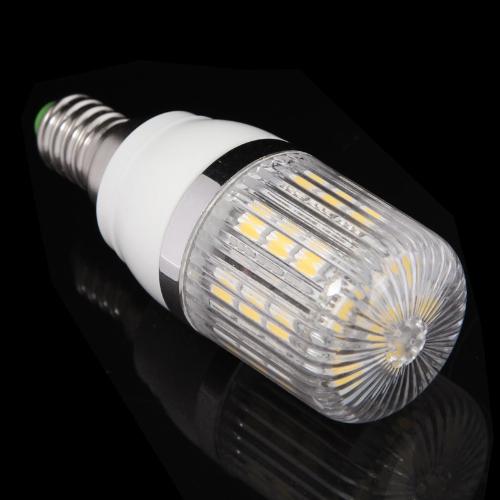 LED Corn Light  Bulb White 27 5050 SMD 4W E14 220V