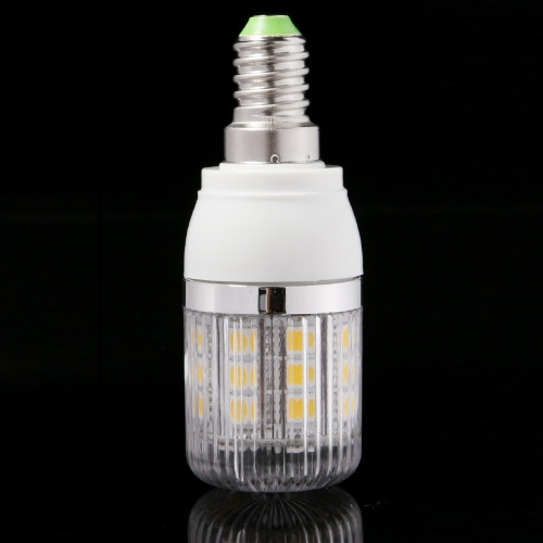 LED Corn Light Bulb Warm White 27 5050 SMD 4W E14 220V