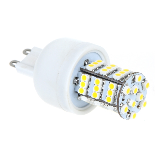 LED Corn Light Bulb Warm White 54 3528 SMD 3.5W G9