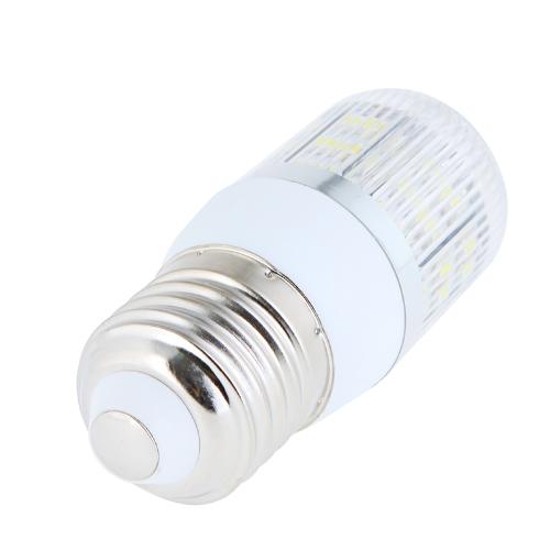 Bombilla de luz LED maíz blanco 48 3528 SMD 2.5W E27 110V