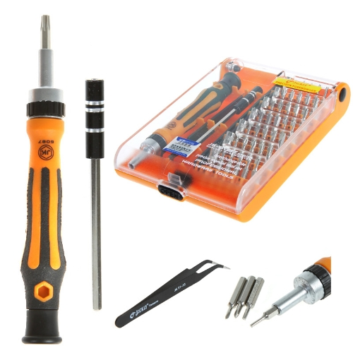 45-in-1 Professional Hardware Rachet Screw Driver Tool Kit