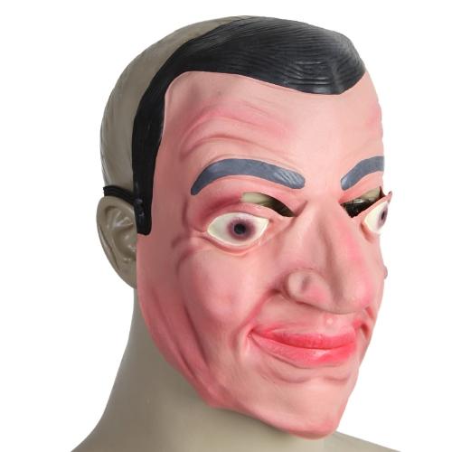 Mr Bean Maske für Halloween