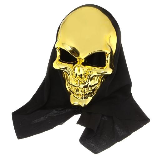 Máscara de Esqueleto para Halloween