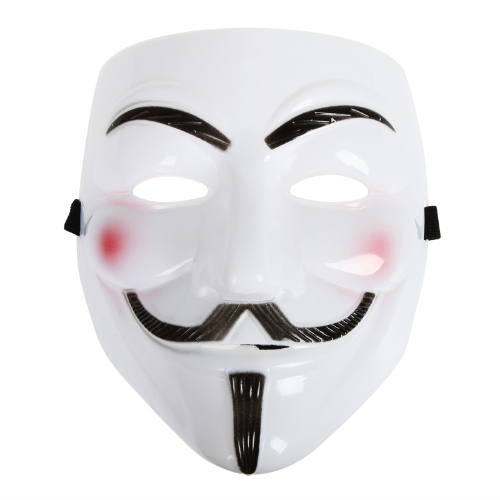 V for Vendetta Mask for Halloween