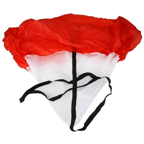 Addestramento di velocita' e resistenza  in scivolo corrente e paracadute correre Power Tool