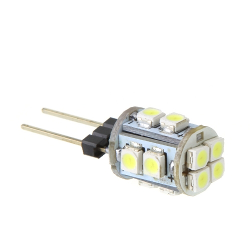 LED Light Bulb G4 12 1210 SMD White