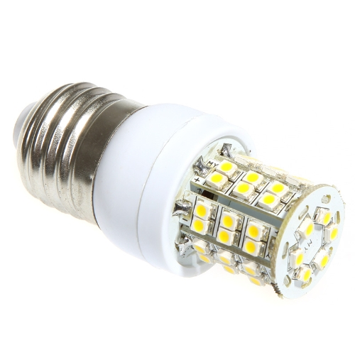 LED Corn Light Bulb 48 3528 SMD 3W E27 Warm White 220V