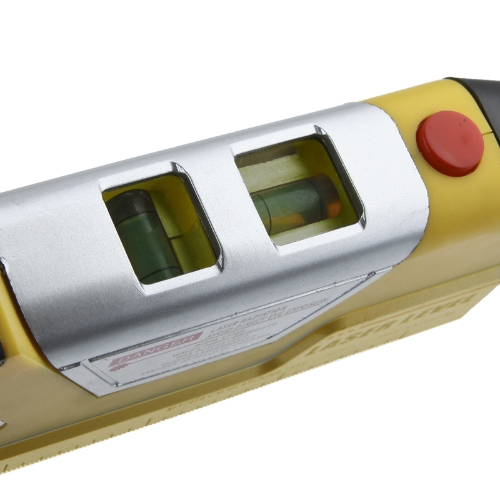 8FT Laser Level Horizon Measure Tape Aligner