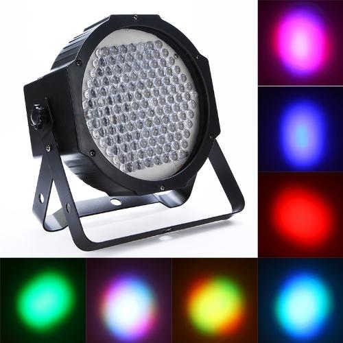 Lixada DMX512 AC90-240V 127 RGB Focos/Luces LED de Escenario lámpara de techo Efecto de luz para Decorativa Disco DJ Party boda mostrar fiesta de Navidad