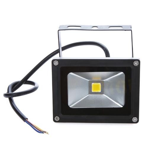 10W LED Flood Light Waterproof Floodlight Landscape Lighting Lamp 85-265V Warm White