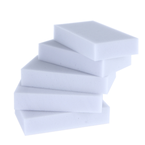 100/50/30/10pcs Magic Sponge Cleaner Eraser Melamine Cleaner 100*62*20mm Grey