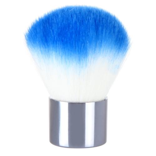 Profissional blush pincel Fundação pó facial cosméticos maquiagem pincel preto