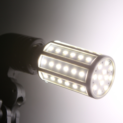 Lixada 15W E27 60 5630 SMD 2400LM 360° LED Corn Bulb Light Lamp 220V White High Luminous Efficiency