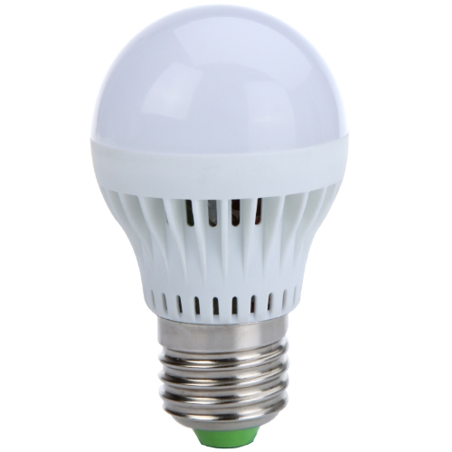 E27 3W LED Bubble Ball Bulb Globe Lampe High-Power energiesparende Licht 220V 300LM weiß
