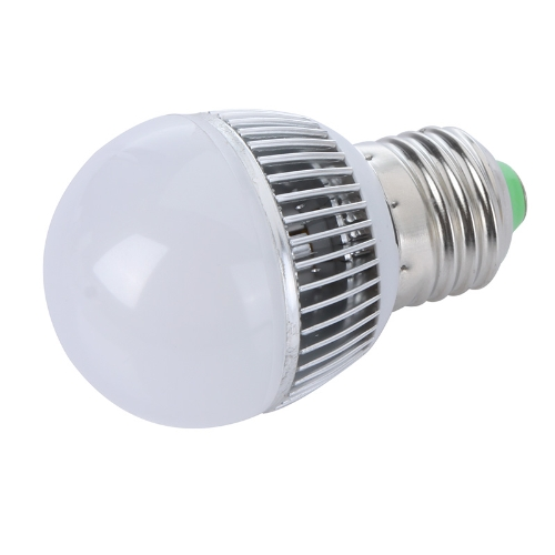 3W E27 LED Bubble Ball Bulb Globe Lamp SMD 5730 High Brightness Energy Saving Light 85-265V White